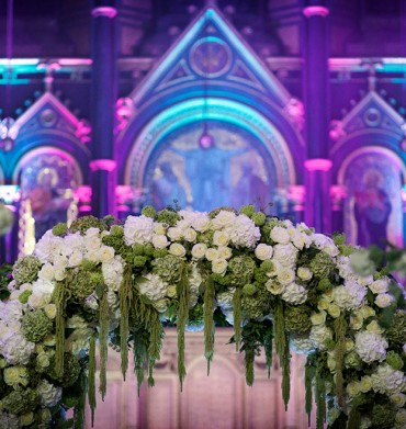 Luxury Wedding at One Mayfair