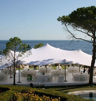 Luxury pop-up Wedding venue options