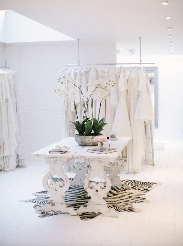 The Mews Notting Hill Luxury French Designer Bridal Boutique